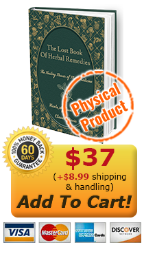 The Lost Book of Herbal Remedies - Digital & Physical Book